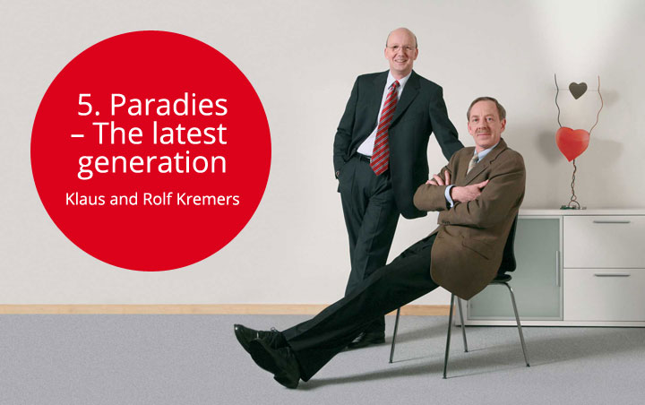 Klaus et Rolf Kremers
