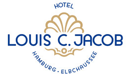 Logo Hotel Louis C. Jacob, Hamburg