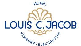 Logo Hotel Louis C. Jacob, Hamburg