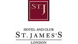 Logo St. James´s Hotel and Club, London