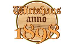Logo Hotel Deutsches Haus, Anno 1898