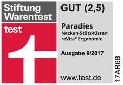 Stiftung Warentest - gut