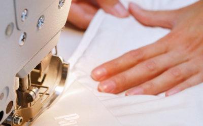 Handarbeit Einbändern