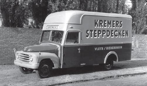 Van Kremers Steppdecken