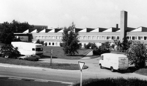 quilt factory in Stuttgart